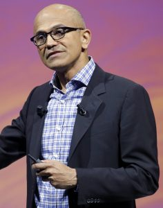 Satya Nadella Net Worth 2020