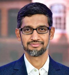 Sundar Pichai Net Worth 2020