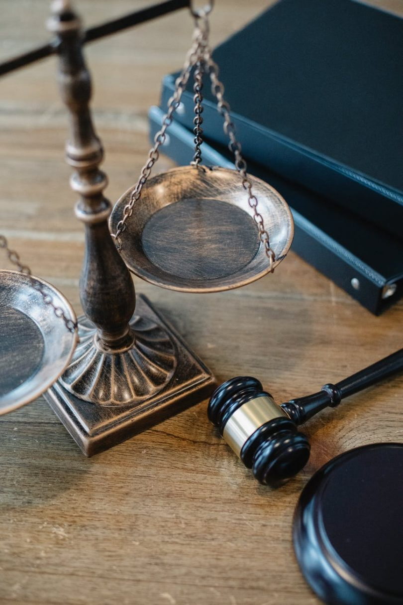 Symbols of Justice and Law
