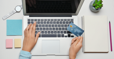 Teenagers Using a Credit Card Without Permission